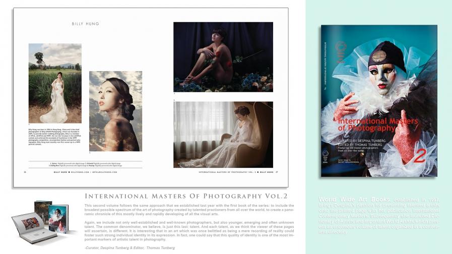 International masters of photography