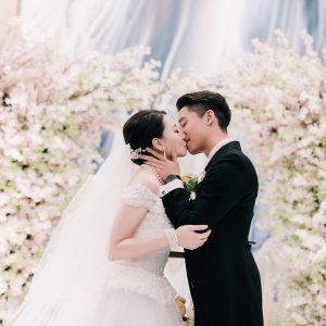Wedding Day of Tina and Wilson|婚禮紀實攝影---捕捉真情流露的瞬間