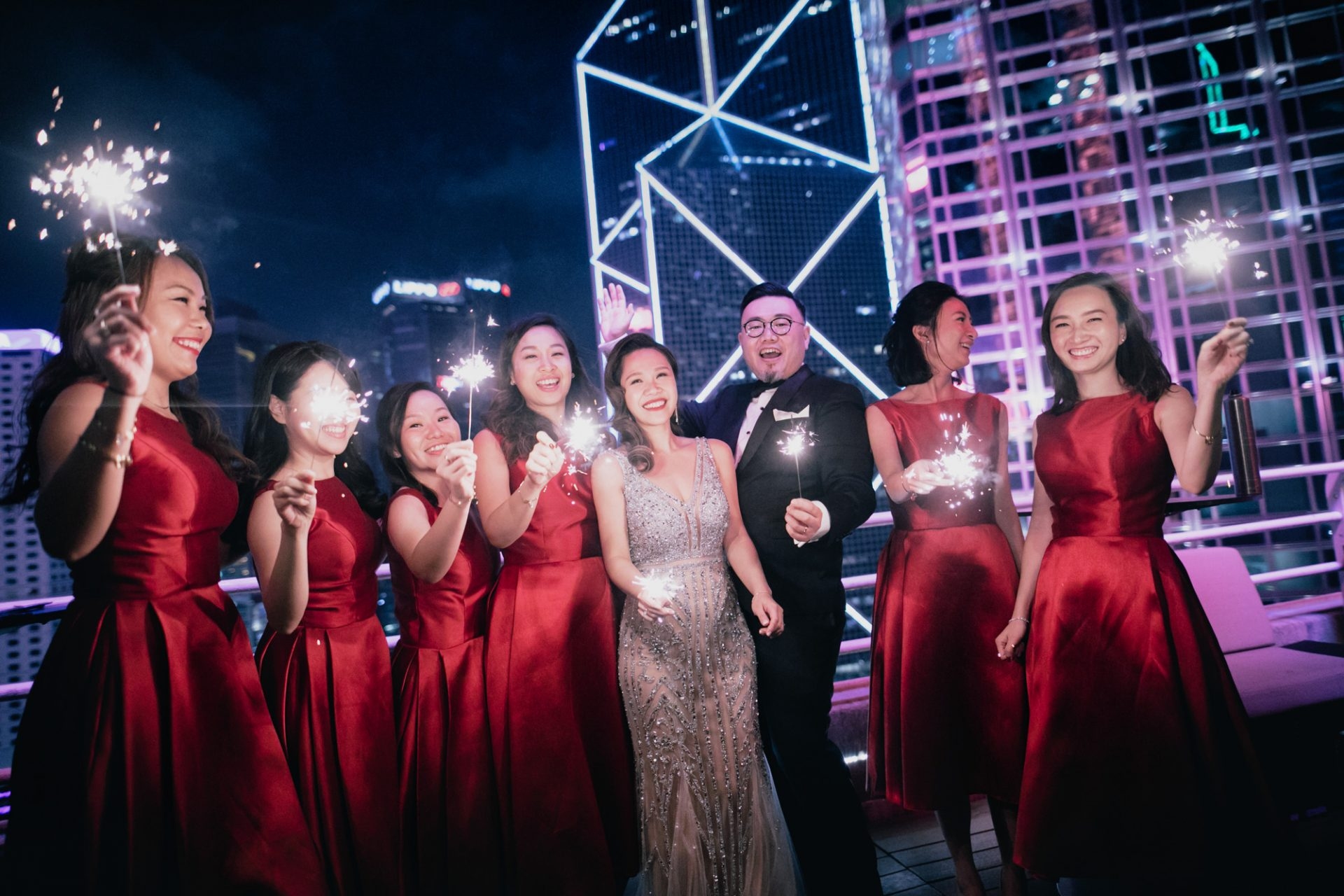 The Moment That Matters | Wedding Photography in Hong Kong