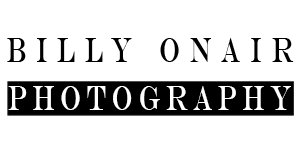 Wedding Photographer in Hong Kong – Billy ONAIR Photography logo